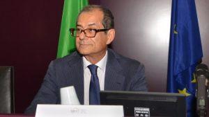 意大利經濟部長喬瓦尼·特里亞(Giovanni Tria)先生