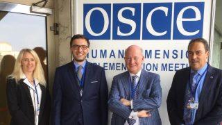 華沙歐安會議:保護維吾爾人和全能神教會難民的呼聲迭起