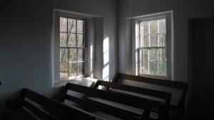 關閉的教堂(網絡圖片)
