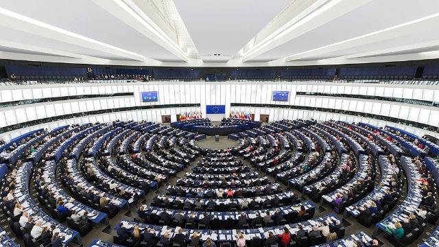歐洲議會(DAVID ILIFF - CC BY-SA 3.0)