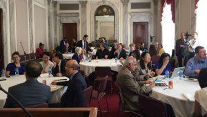 華盛頓部長會議關於中國的邊會嘉賓