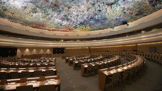 聯合國普遍定期審議譴責中國侵犯宗教自由