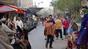 新疆喀什街景(ChiralJon - CC BY 2.0)