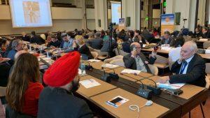 《寒冬》赴日內瓦參加《世界人權宣言》70週年慶典