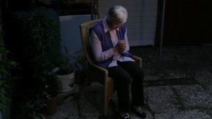 老年信徒禱告(網絡圖片)