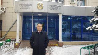 譴責中共惡行 哈薩克人權組織負責人被脅迫拍視頻認罪