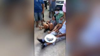 政府派千人強拆民房 多名老人遭毆打(視頻)