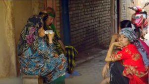 維吾爾女子(網絡圖片)