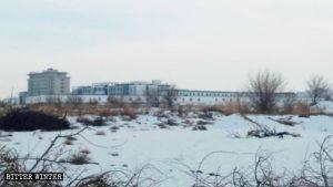 甘肅省酒泉市關押維吾爾人的一座監獄