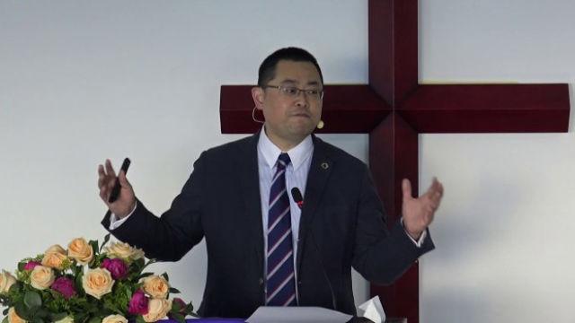 王怡牧師(網絡圖片)