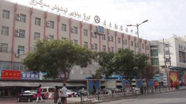 新疆庫爾勒市,耶和華見證人信徒在這裡遭到抓捕並被起訴(罗布泊 - CC BY 3.0)