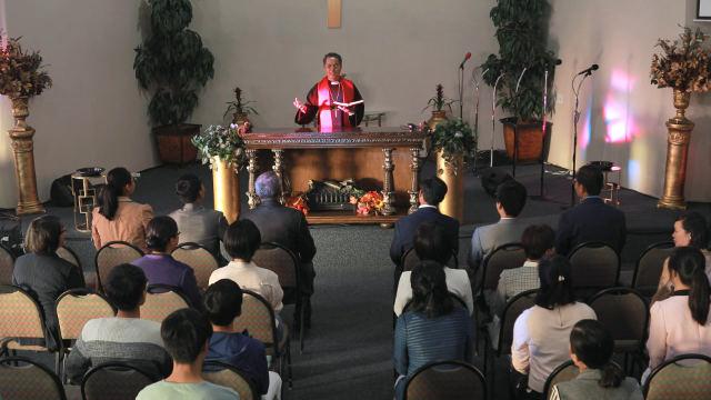 韓國傳教士(網絡圖片)