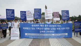 害人反害己:首爾對壘中自由戰勝了吳明玉的偏執狹隘
