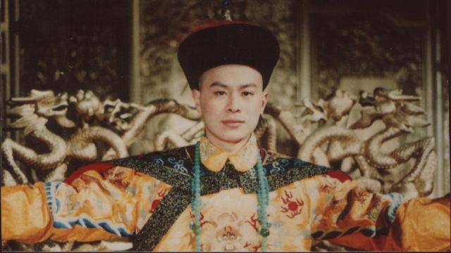 賈志剛在《廉吏于成龍》中的劇照(網絡圖片)