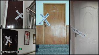 10處聚會點同日被查封 淄博市一因信稱義派教會遭重創
