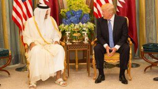 卡塔爾退出支持中共的無恥軸心