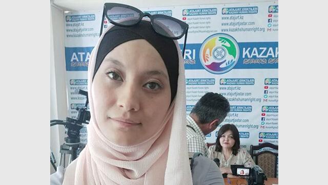 雷拉·阿迪里江呼籲當局釋放她丈夫