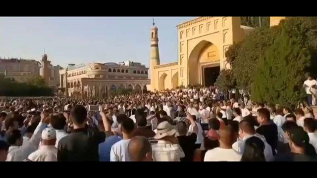 新疆旅遊業:被迪士尼化的維吾爾族文化