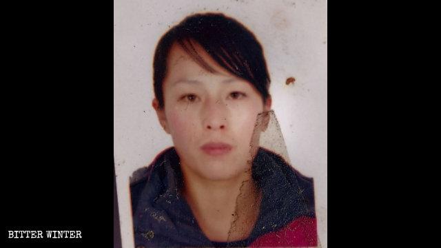 任翠芳於被拘留第12天死亡,時年30歲