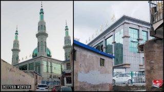 回族穆斯林文化將消失?清真寺回民區全面監視 商鋪景區全漢化