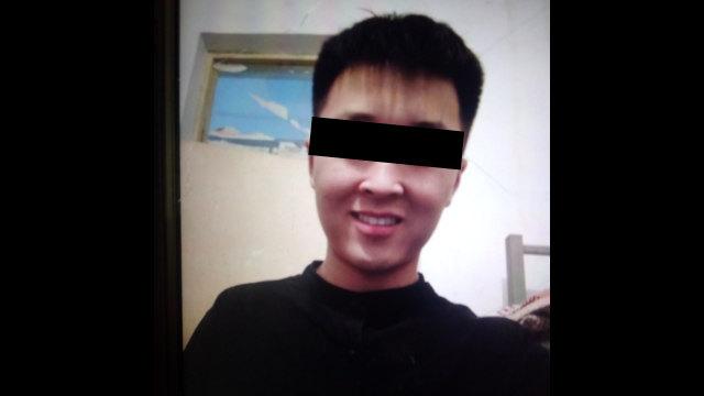 柘城高中學生張寧在校園離奇死亡,時年18歲(知情人提供)