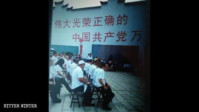 文革後再遇劫:中共推「祠堂變講堂」多地祠堂遭改黨思想宣傳站