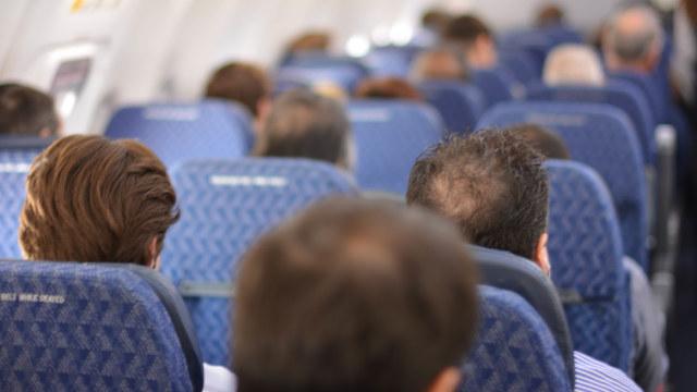 乘坐國際航班(網絡圖片)