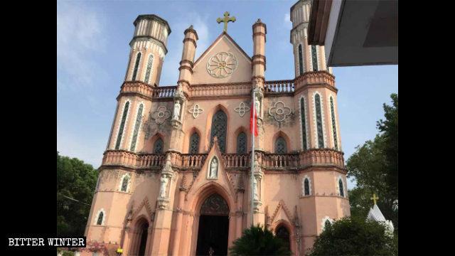 聖若瑟大教堂外觀