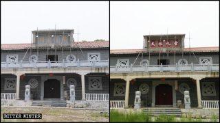 視宗族團體為威脅 湖北一縣祠堂全被改黨宣「文化禮堂」
