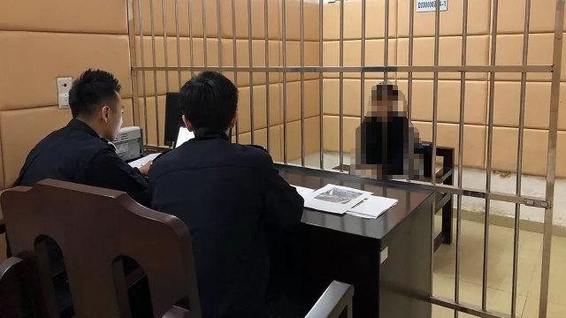 警察提審(網絡圖片)