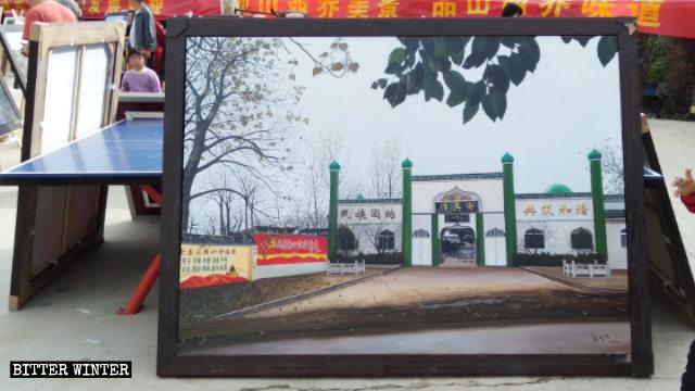河南伊斯蘭標誌難再見:清真寺整成中國寺廟 回民公墓也遭殃