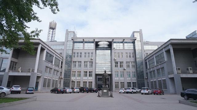 中國某高校(網絡圖片)