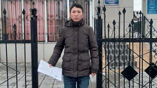 又一位新疆難民獲准留在哈薩克斯坦