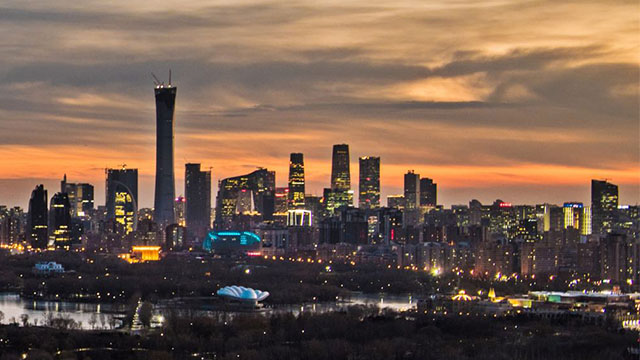 北京(Picrazy2 - CC BY-SA 4.0)