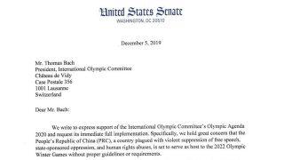 中國顯然沒資格舉辦2022年奧運會 但國際奧委會將不予干涉