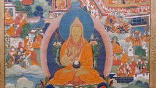 西藏宗喀巴大師紀念活動 中共攪局