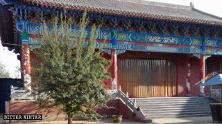 因佛獲罪:證件齊全養老院因供佛像遭拆成廢墟