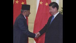中國與尼泊爾簽訂祕密協議:新來的西藏難民將被遣返