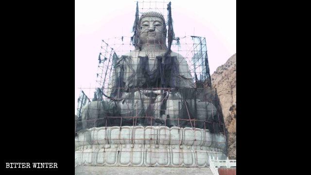 內蒙古包頭市釋迦牟尼佛像