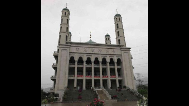 蘭州市海石灣清真寺(知情人提供)