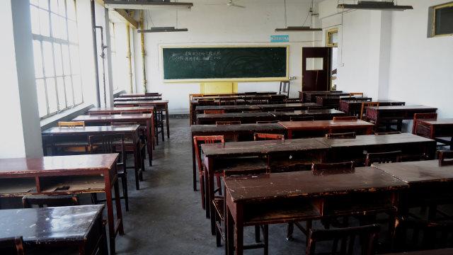 大陸某學校(網絡圖片)