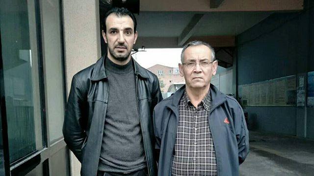 多安·埃爾多安和他的岳父