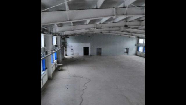北疆地區一處轉化營其中一個廠房(知情人提供)