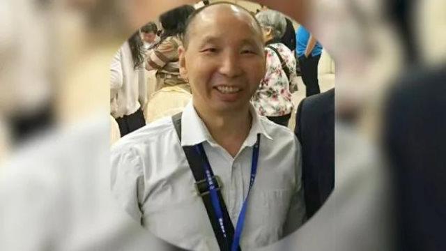 李萬華牧師因在微信轉發有關李文亮醫生的相關文字及圖片被當地派出所國保傳喚(RFA資料照)