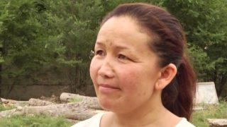 薩依拉古麗·薩吾提拜在美國榮獲國際婦女勇氣獎