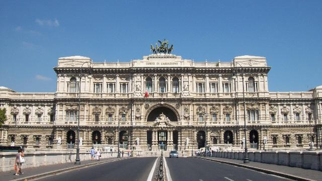 意大利最高法院(Corte di Cassazione)(Sergio D'Afflitto - CC BY-SA 3.0)