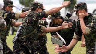 軍人揭中共鎮壓疆藏行動恐怖真相 武警當新兵送入駐港部隊