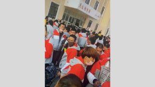 武漢肺炎:維吾爾人被逐至外省淪奴工以恢復經濟