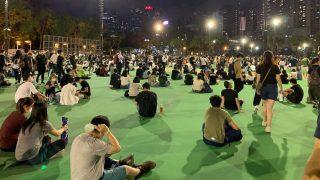 在香港,天安門精神不滅