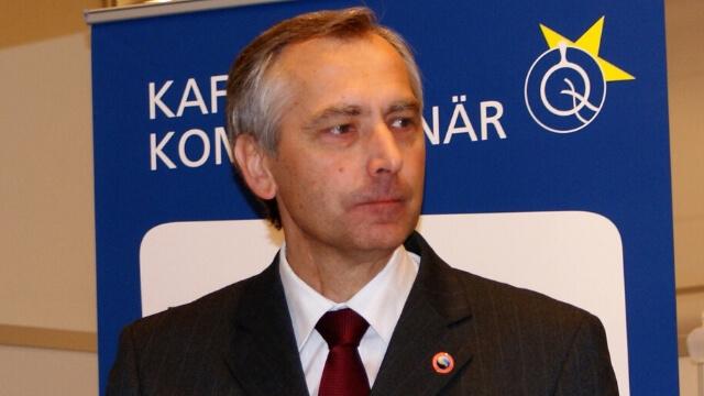 揚·費格爾先生:他沒有接到宗教信仰自由特使續任任命(Jan Ainali - CC BY-SA 3.0)